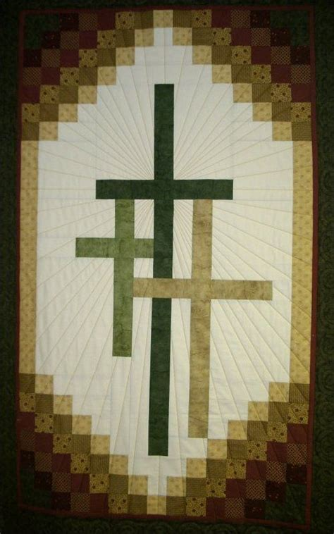 Cross Quilt Patterns by 178 Best Images About Christian Quilts On