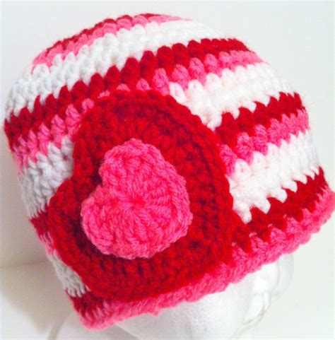 valentines crochet top 26 ideas about crochet s day hats on