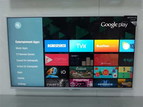 Tv Android Sony android tv sony 43w756c review thegadgetpill