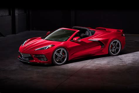 Chevrolet Corvette C8 2020 by 2020 Chevrolet Corvette C8 Revealed With Mid Mounted