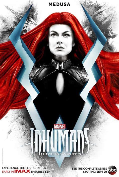 film seri marvel inhumans character posters seat42f