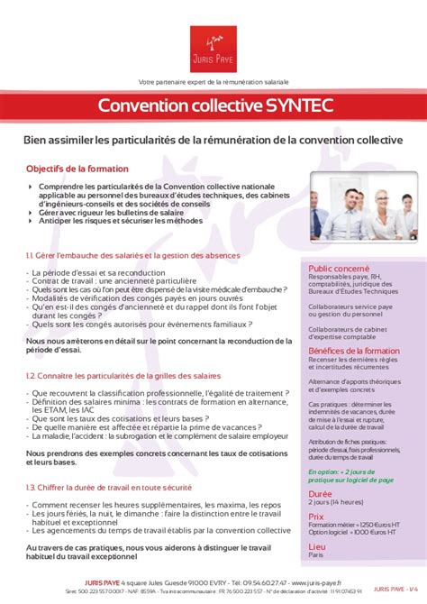 Convention Collective Cabinet Comptable by Convention Collective Cabinet Comptable Id 233 Es D Images 224
