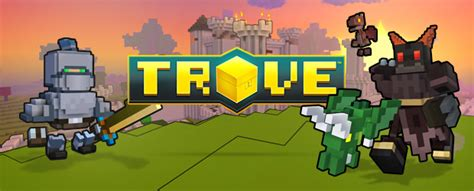 Trove Giveaway - trove closed beta key giveaway more keys mmo bomb