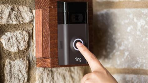 ring doorbell white light ring s battery powered doorbell is oh so easy to
