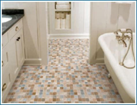 Best Type Of Flooring For Bathrooms by Types Of Tile Floors For Bathrooms 4 Photos Floor Design