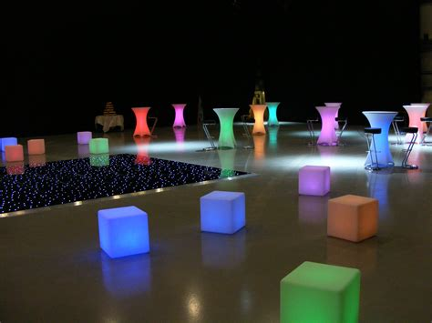 led furniture led poseur table hire illuminated poseur table hire