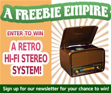 Radio Giveaways - retro radio giveaway the bandit lifestyle