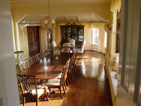 fancy dining rooms imporovements