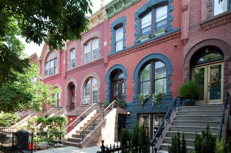 what is a row house what is a row house anyway brooklyn architecture history brownstoner