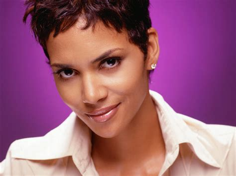harry berry hairstyle halle berry fashion model best awarded performers
