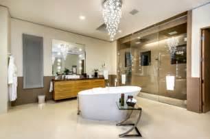 Attrayant Chaises Salle A Manger Moderne #8: lustre-en-cristal-chandelier-moderne-pour-la-salle-de-bains.jpg