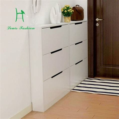 Slim Shoe Cupboard - shoe cabinet slim