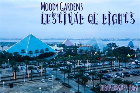 moody gardens festival of lights tickets moody gardens archives the nerd s wife
