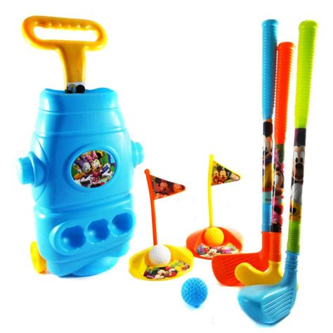 Micky Set by Mickey Mouse Clubhouse Golf Set Happy Toko