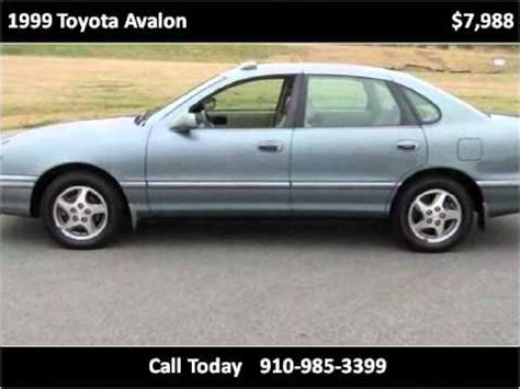 online auto repair manual 1999 toyota avalon transmission control 1999 toyota avalon problems online manuals and repair information