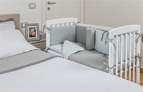 culle per neonati da attaccare al letto co sleeping da affiancare al letto per mamma e