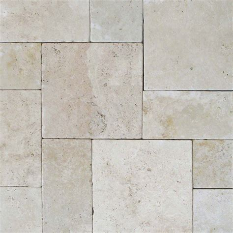 Travertine Patio Pavers Pavers Tuscany Beige Tumbled Travertine Landscape Remodel Pinterest Travertine