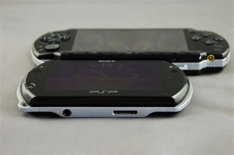 psp console sony updates its psp console with firmware 6 61