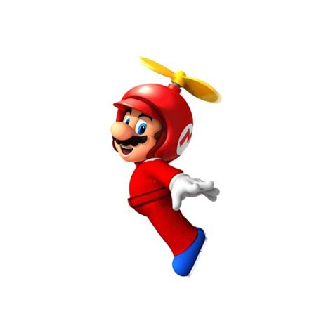 mario helicopter coloring page top 5 best and most useful super mario bros power ups of