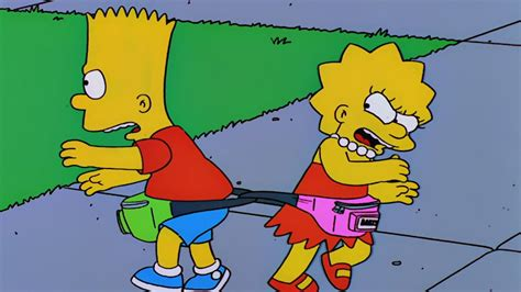 Plastic Slide For Treehouse - 21 times the simpsons were just like your family on holiday mpora