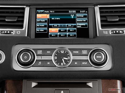 security system 2012 land rover range rover sport parking system 2012 land rover range rover sport prices reviews and pictures u s news world report
