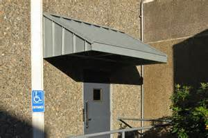 Metal Roof Awnings Metal Awning Commercial Signage Portland Pike Awning