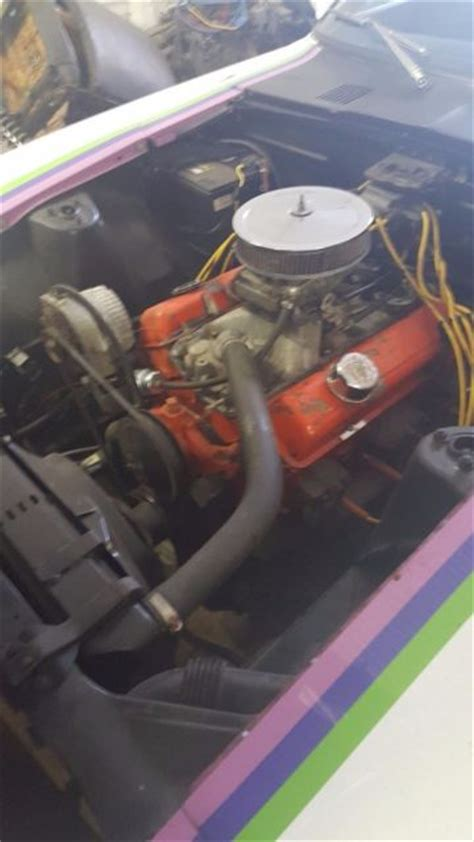 Datsun 240z V8 Conversion Kit by 73 240z V8 Conversion