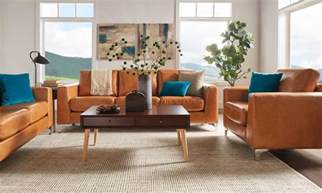 best types of leather in furniture overstock