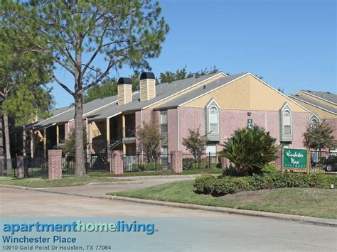 appartments in houston tx winchester place apartments houston apartments for rent