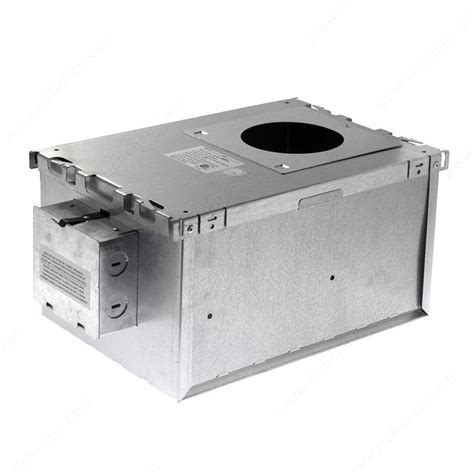 insulation box for recessed lighting insulated box new construction richelieu hardware