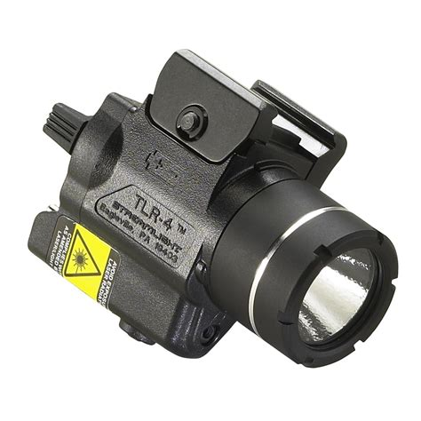 streamlight tlr 4 tac light with laser amazon com streamlight tlr 4 tac light with laser black