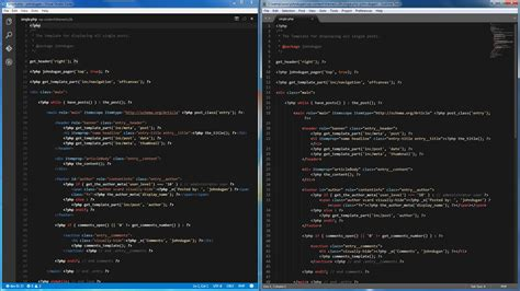 theme generator visual studio visual studio code vs sublime text