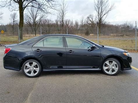 2014 Toyota Camry Rims 2014 Toyota Camry Se Lindsay Ontario Used Car For Sale