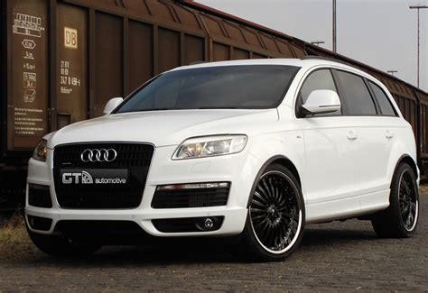 Audi Q7 Zubeh R by Preview