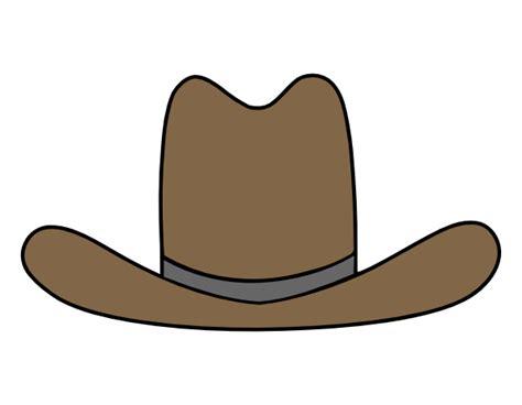 best cowboy hat clipart 16013 clipartion com