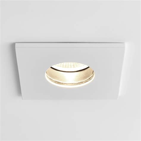 led downlights bathroom lights astro lighting 5769 obscura square ip65 led bathroom