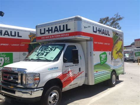 How Much Is A Uhaul Truck How Far Will U Haul S Base Rate
