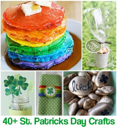 st patricks day crafts for 40 crafts for st s day 187 dollar store crafts
