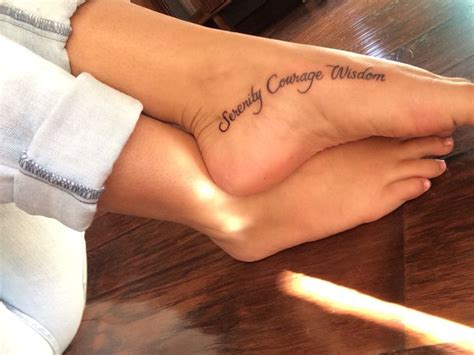 small serenity prayer tattoo 43 best script fonts images on