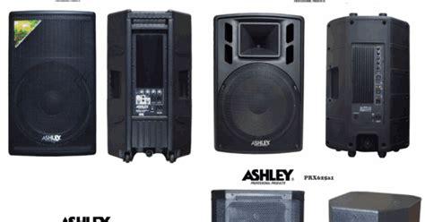 speaker aktif ashley murah speaker sound system