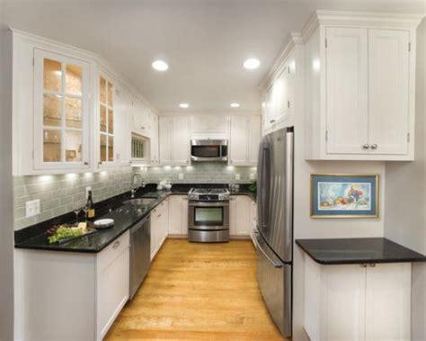 smart designing ideas  narrow kitchens interior design