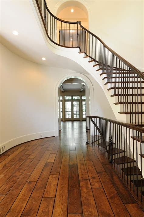 Curved Stairs Design 4 Creative Circular Staircase Designs