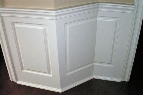 Ready Made Wainscoting Panels Custom Raised Panel Pictures
