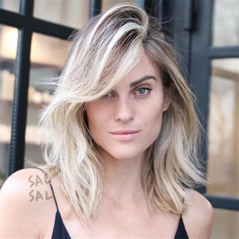 medium haircuts with side bangs 40 side swept bangs to sweep you your