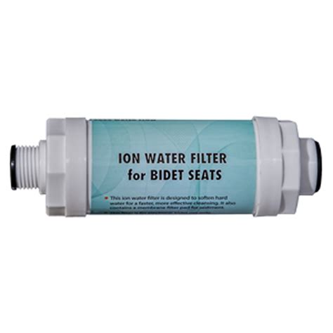 ion water filters clear water bidets