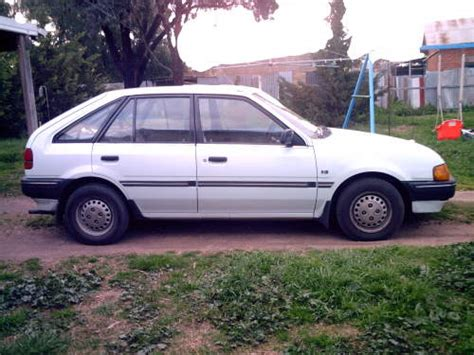 car owners manuals for sale 1986 ford laser parental controls 1986 used ford laser hatchback car sales maryborough vic very good 2 500