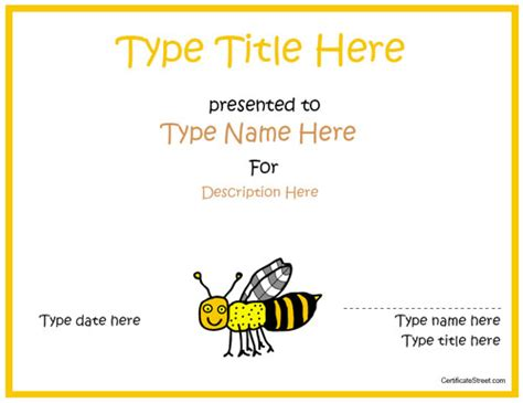 spelling bee certificate template search results for spelling bee certificates calendar 2015