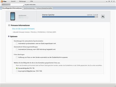 samsung mobile kies samsung kies freeware de