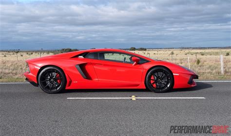 Lamborghini Side by 2015 Lamborghini Aventador Lp700 4 Review