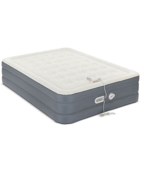 aerobed adjustable comfort air mattress personal care bed bath macy s